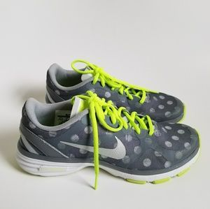 Nike Dual Fusion TR and Flex Run Sneakers